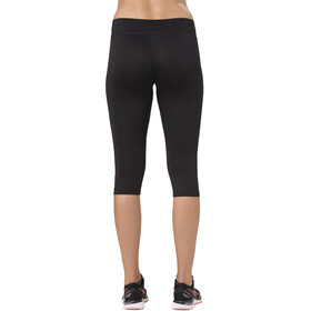asics Silver Knee Tights Women Performance Black